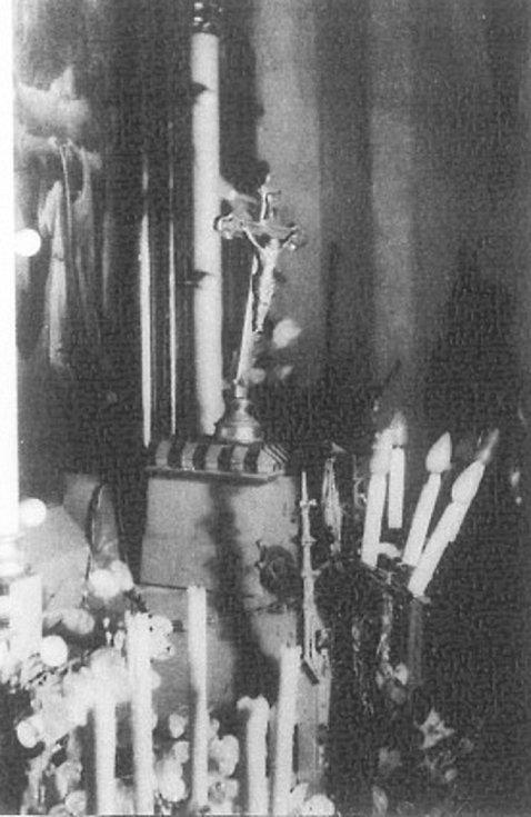 Farář Toufar a Číhošť