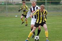 Juniorce Pelhřimova se nepovedl vstup do utkání, dva inkasované góly rozhodly.