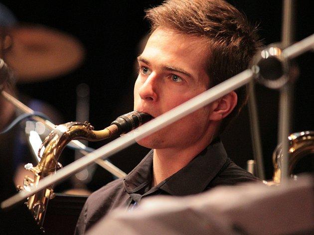 ZUŠ Band Kamenice nad Lipou v krajském kole soutěžní přehlídky pro jazzové soubory a ostatní orchestry, které se uskutečnilo 6. dubna v Pelhřimově.