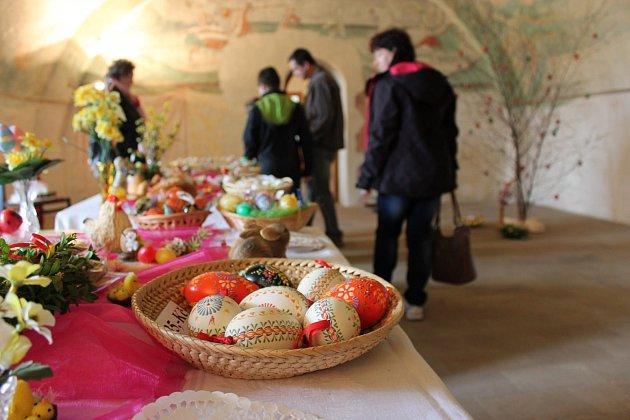 Velikonoce na zámku v Žirovnici
