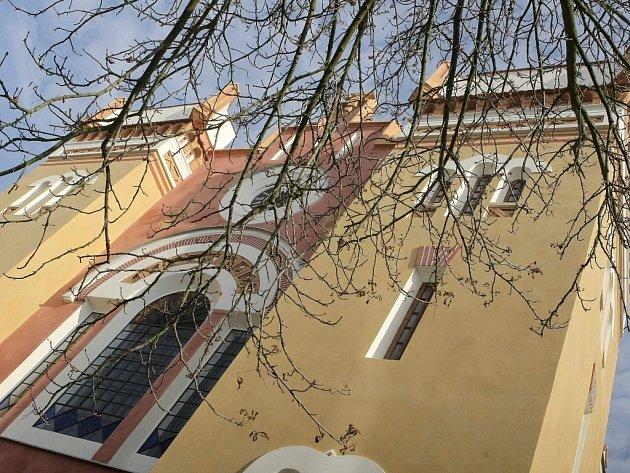 Novocerekvická synagoga