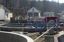 V září bude v Pacově otevřena zmodernizovaná čistírna odpadních vod.