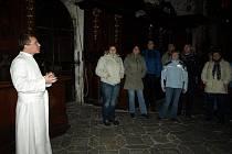 Vánoce s premonstráty v želivském klášteře.