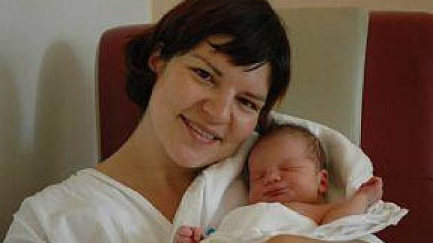 Tereza Hošková, 16. srpna 2010, Senožaty, 3 750 g