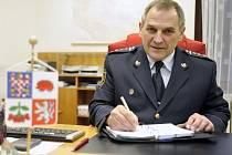 Nový ředitel hasičů na Vysočině Petr Beneš