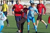 Fotbalisté Žirovnice vyhráli i druhé přípravné utkání. Povedlo se jim zaskočit divizní Humpolec.