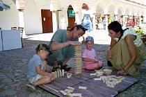 Hračkobraní v Kamenici nad Lipou se stalo již tradiční letní akcí