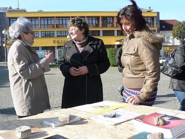 Den architektury v Humpolci.