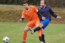 Fotbalisté rezervního týmu Humpolce se pohybují celou sezonu na hranici ohrožení. Pokud soutěž neudrží, bude to jejich druhý sestup za dva roky.