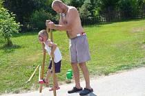 Pro děti budou letos, stejně jako minulý rok, připraveny nejrůznější soutěže.