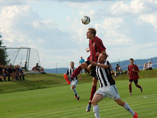 Fotbalisté Speřic vybojovali první body, ačkoliv se pro ně zápas s Ledčí nad Sázavou vyvíjel špatně. Prohrávali 1:0 a čelili penaltě.