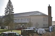 Základní škola Pacov - areál Za Branou.