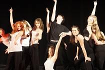 Vystoupení tanečního oboru Základní umělecké školy v Humpolci.