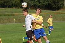 Už třetí výhru v řadě si připsali fotbalisté staršího dorostu Pelhřimova.