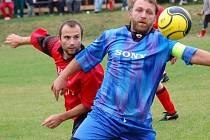 Fotbalisté Senožat se v závěru podzimní části probrali. V posledních dvou zápasech získali víc bodů než v předešlých devíti utkáních.