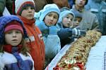 Vánoce na radnici v Pelhřimově