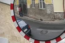 Pošenská ulice v Pacově je nebezpečným místem pro chodce