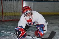 Vůbec první led na Vysočině zatuhl kvůli celoprázdninovému seriálu soustředění hokejových nadějí, které mají naplánovaný úvodní trénink.