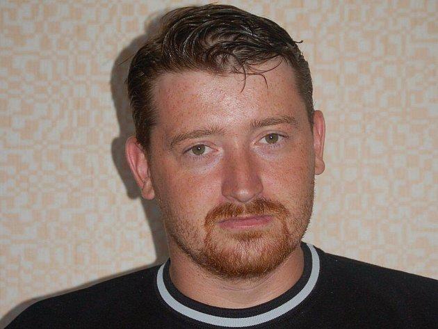 Trenér taekwonda Petr Lacek