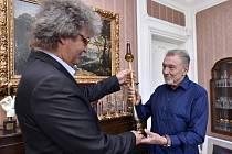 Před třemi roky vstoupil Karel Gott do Rekordmanské síně slávy.