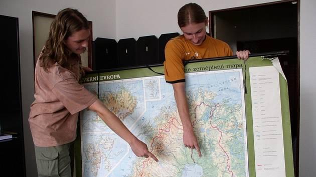 Humpolečtí studenti toho vědí o Finsku docela dost už před severskou cestou.