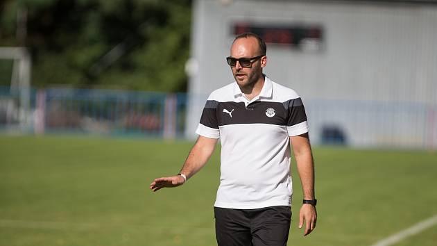 Trenér Pavel Regásek pro jaro může počítat s Michalem Naniášem i Pavlem Bendou.