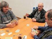 První turnaj Jihočeské ligy mariáše ve voleném mariáši se konal v sobotu 20. ledna v Nové Cerekvi.