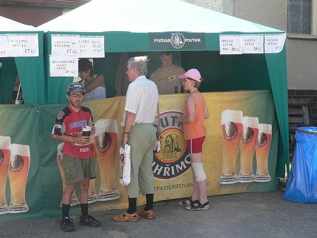 Den otevřených dveří v pivovaru Poutník.