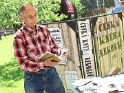 Stanislav Rataj se zapsal do České knihy rekordů.