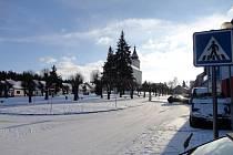 Městys Nová Cerekev má členitou strukturu, a tím i víc značek.