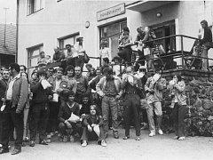 V šedesátých a sedmdesátých letech dvacátého století mířily do Vyklantic stovky pěších turistů. Pochodu se také kdysi zúčastnil legendární chodec a rekordman Juraj Puci.