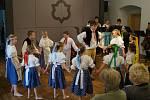 Oslavy padesátin Stražišťanu začaly v Pacově na zámku v neděli 12. května.