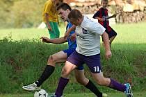 Zajímavý zápas byl k vidění ve Vyskytné. Dlouho se hrálo bez branek, pak Želiv utekl do vedení 2:0, ale nakonec se zrodila plichta 2:2.