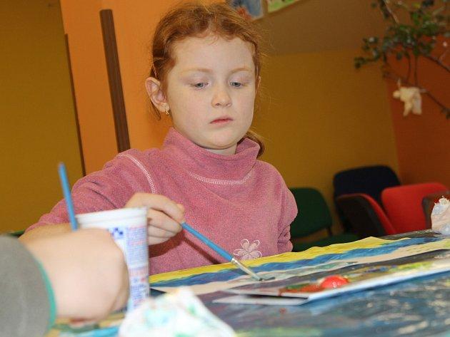 Městská knihovna v Pelhřimově pro děti připravila na jarní prázdniny program.