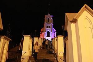 Kaple v Pelhřimově.