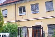 Budova bývalé protialkoholní léčebny v Želivě.