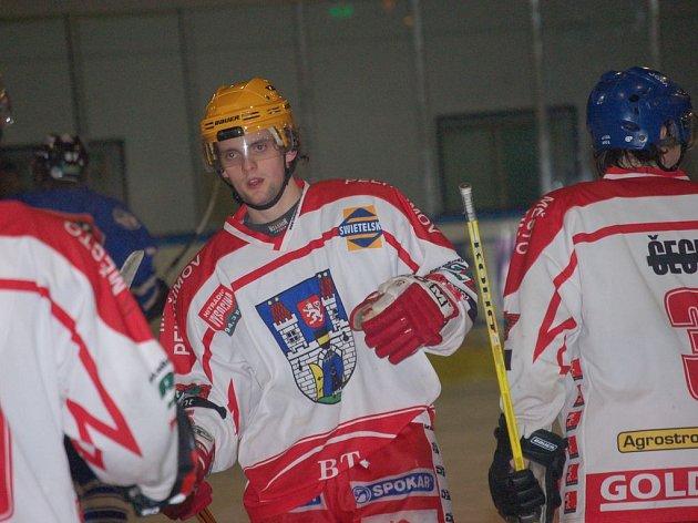 Skvělou zprávou pro pelhřimovské fanoušky je to, že dres Spartaku bude v příští sezoně oblékat jihlavský křídelník Jan Hrbatý.