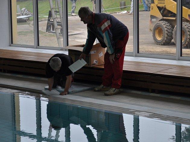 Pelhřimovský plavecký bazén je opraven a v úterý přivítá první rekreační plavce.