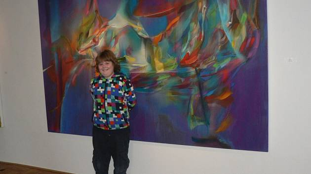 Pelhřimov se může pochlubit první soukromou galerií.