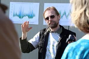 V Národní atmosférické observatoři Košetice se v sobotu 23. března uskutečnil den otevřených dveří.