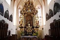 Ten v kostele svatého Bartoloměje v Pelhřimově může získat výjimečné prvenství. Má šanci se stát vůbec první Národní kulturní památkou na Pelhřimovsku.