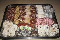 S pečením padesáti kilogramů cukroví začne Jitka Jarošová nejpozději 1. prosince.