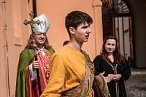 V neděli v pondělí lákají pořadatelé návštěvníky do želivského kláštera. Čeká je Den otevřených dveří i hrané prohlídky.