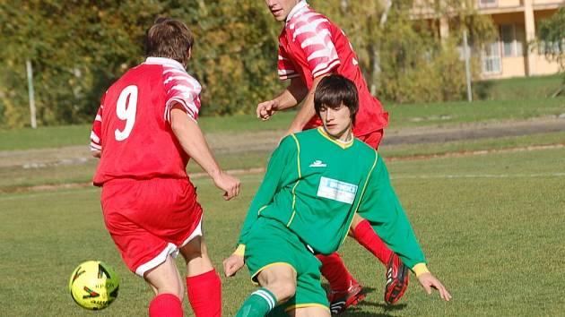 K překvapení v Kamenici nedošlo, Budíkov pokračuje v sérii prohraných zápasů. Domácí Slovan zvítězil 2:0.