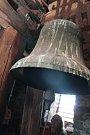Záchranné práce kostela svatého Martina v Rovné pokračovaly v sobotu ve věži.