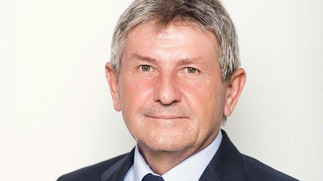 Lídr ODS Ladislav Med přivedl stranu k volebnímu vítězství v Pelhřimově.