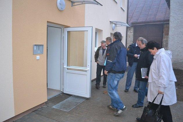 Spokojenost se stavbou v pátek projevili přítomní účastníci kolaudačního řízení.