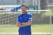 David Holoubek dvě sezony oblékal dres Speřic.