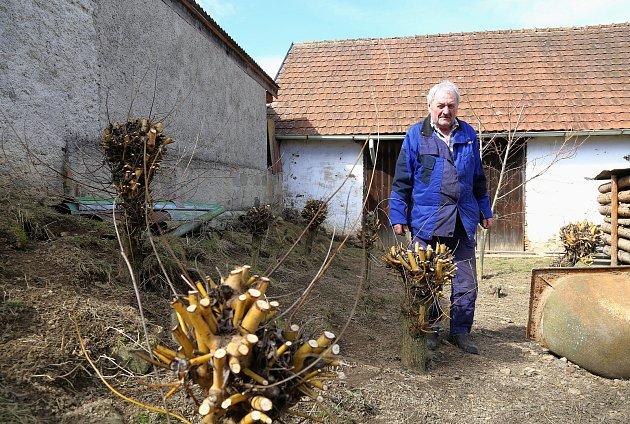 Košíkář Stanislav Kůrka