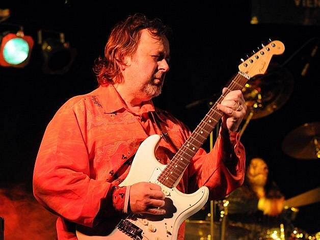 Hlavním hostem minulého Rocksessionu byl Michal Pavlíček
